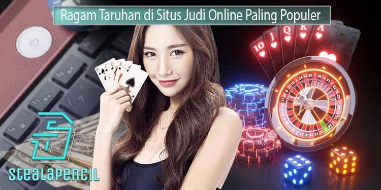Permainan di Situs Judi Online dengan Profit Tinggi